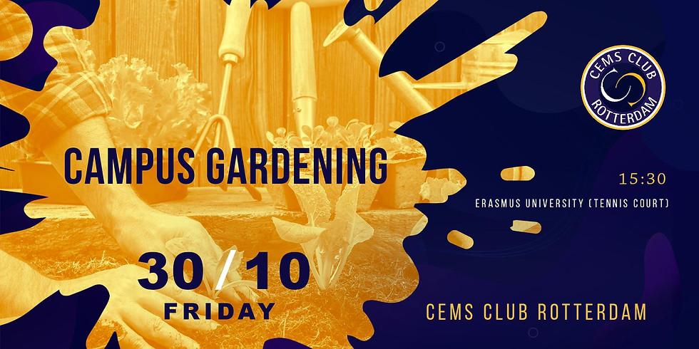 CEMS Campus Gardening