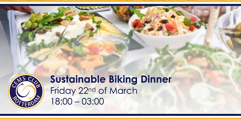 Sustainable Biking Dinner