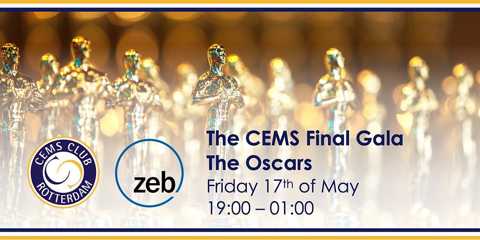 CEMS X ZEB - The Final Gala