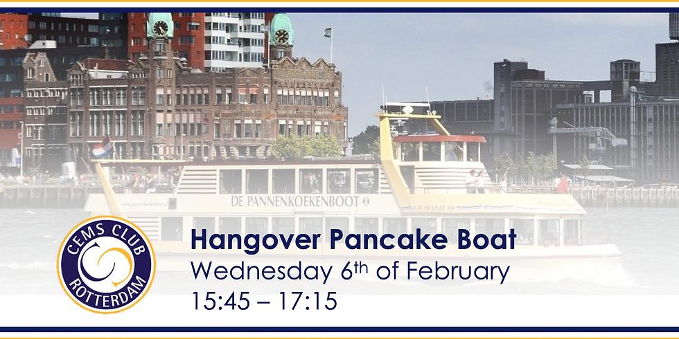 Hangover Pancake Boat