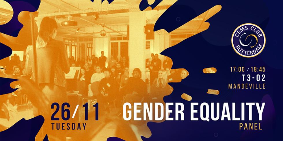 Gender Equality Panel (1)