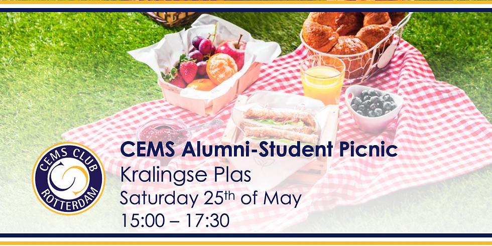 Soak up the sun - CEMS Alumni-Student Picnic