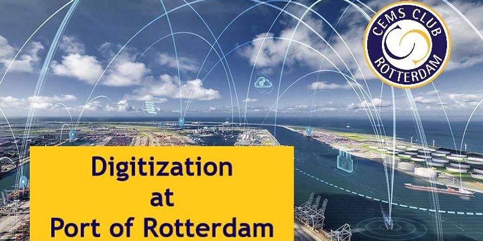 Port of Rotterdam   CEMS Skills Seminar