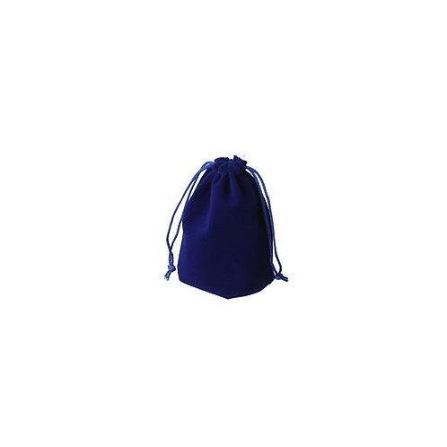 Urn Bags Blue Velvet