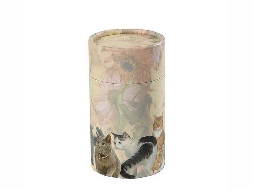 Cat Breeds Scatter Tube