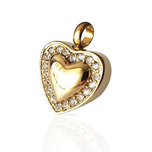 Sweet Heart - Gold Colour