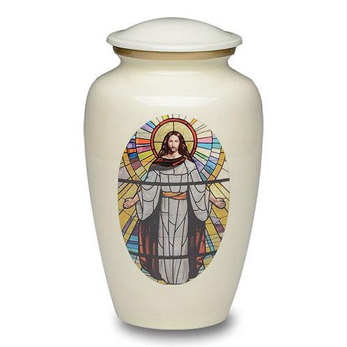 Image of Jesus Urn  Adult