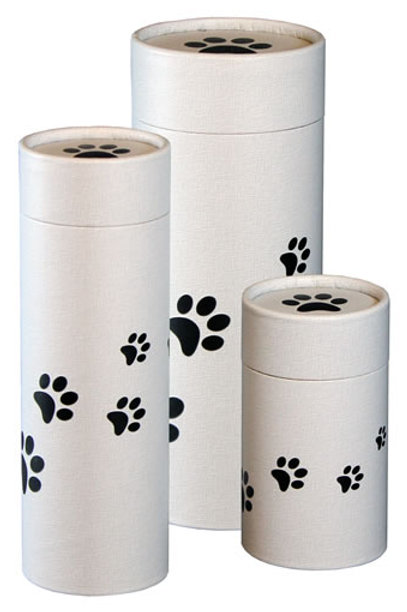 Pet Paws Scatter Tube
