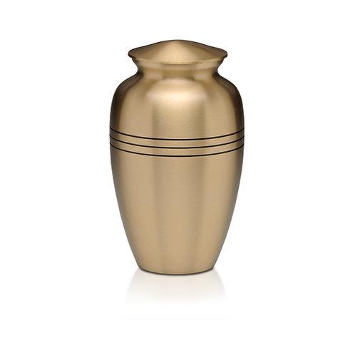 Classic Brass Urn - Adult