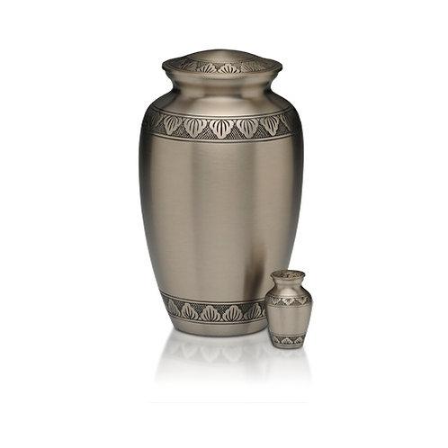 Athena Brass Adult Urn