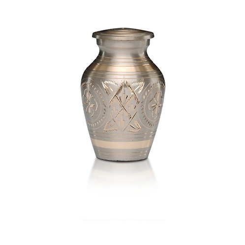 Platinum Gold Keepsake Urn