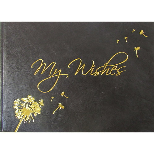 My Last Wishes Book