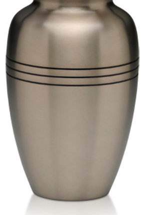Classic Pewter Urn - Adult
