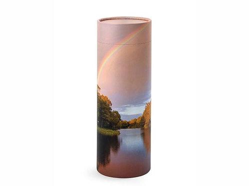 Rainbow Lake Scatter Tube