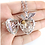 Thumbnail: Angel Wing Hollow Cage with Chain