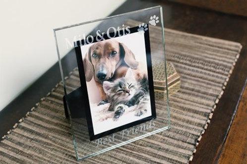 Pet Memorial Picture Frame
