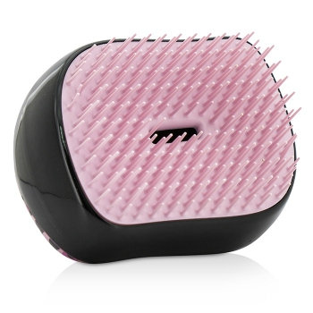 Tangle Teezer Compact Styler On-The-Go Detangling Hair Brush - Pink Kitty