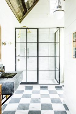 Steel & Glass Fixed Window