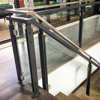 Fresh and modern. Customized handrail system.jpg