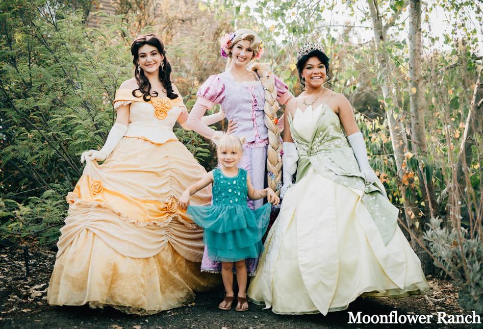 Princess Dresses!