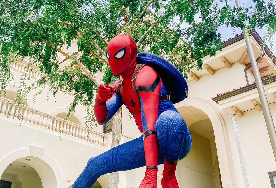 Hey You! You look like a superhero!