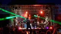 Optreden The Tour. Feest in het Bos, Concours Hippique Haarlemmermeer