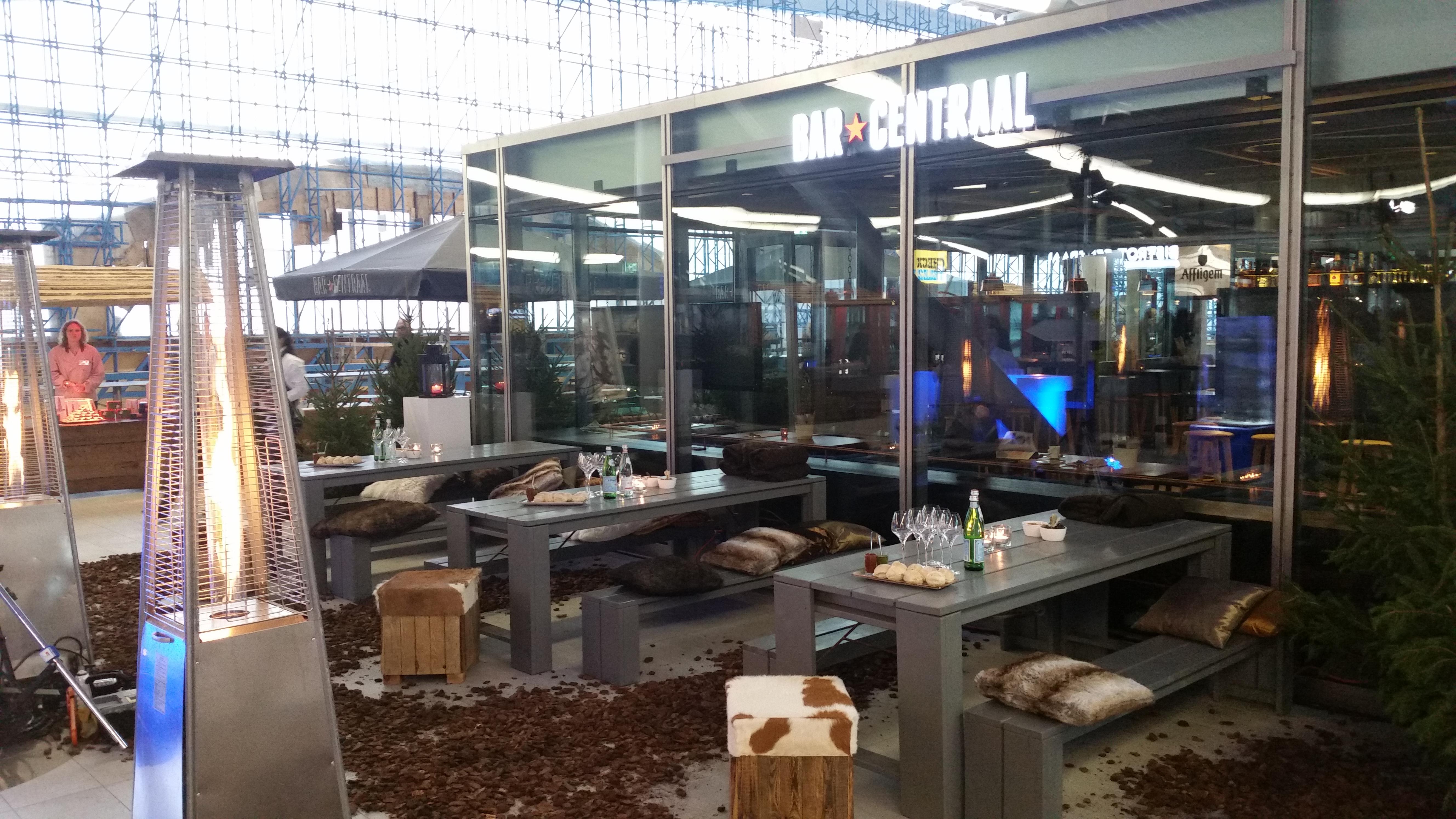 Opening restaurant HMS Host, Utrecht Centraal