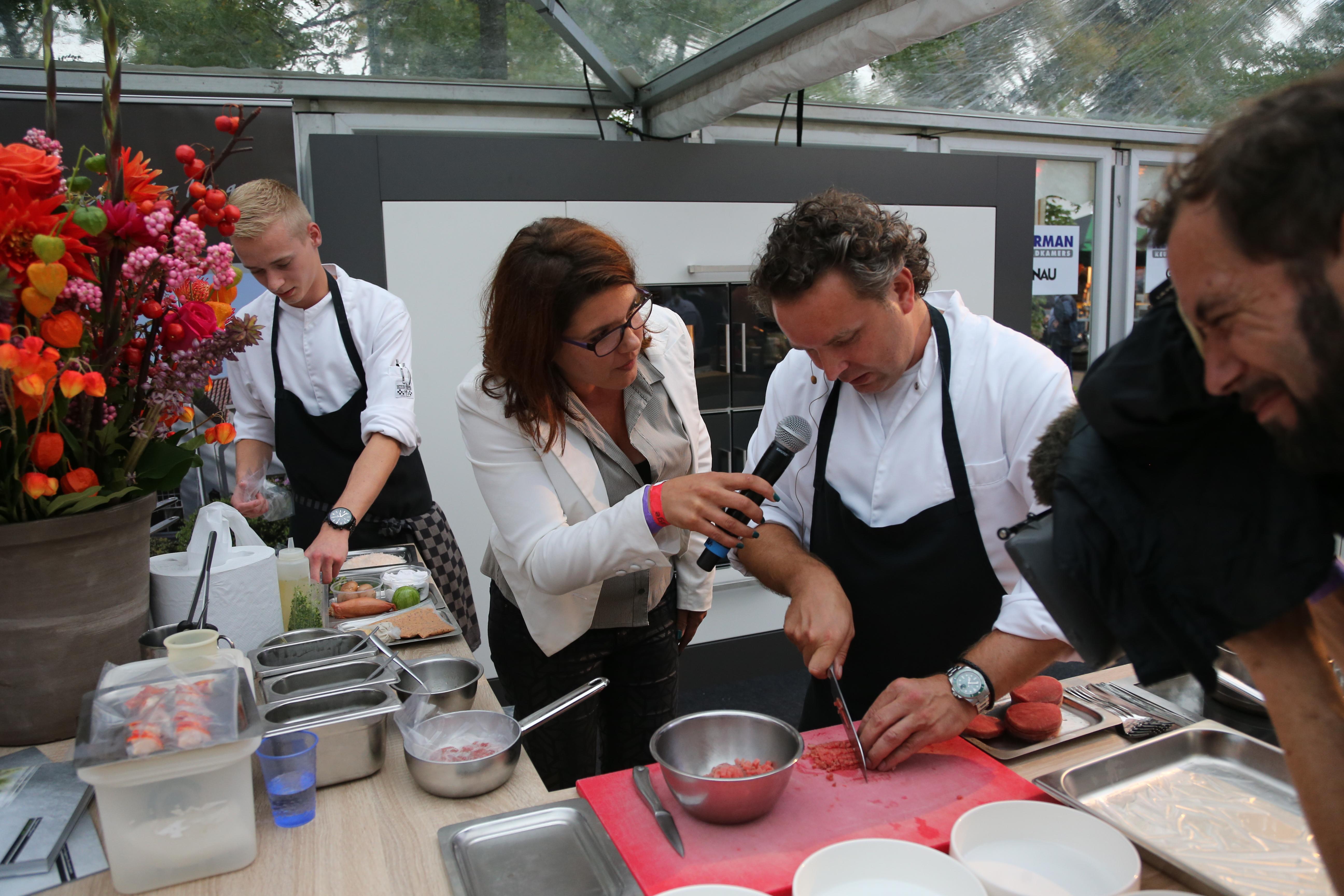 Kookworkshop Culinair Muziekfestival Lekker Laren