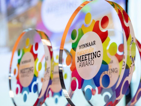 Eventerim producing partner Nationale Meeting Award