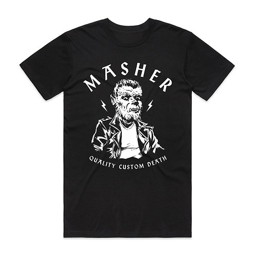 Masher Wolf