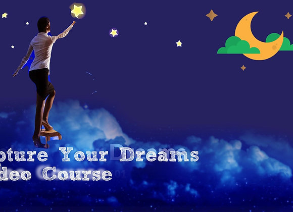 Capture Your Dreams Dream Interpretation Course