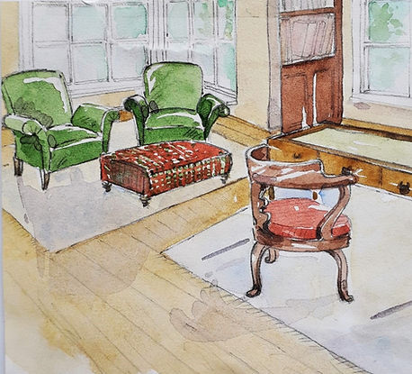 Illustration by Norton Crane (c)