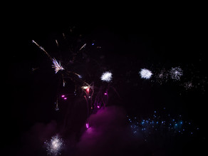 Aldeby Fireworks in Pictures