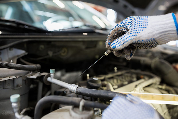 calgary oil change services