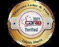 2021 CBRB Verified Calgary Alberta