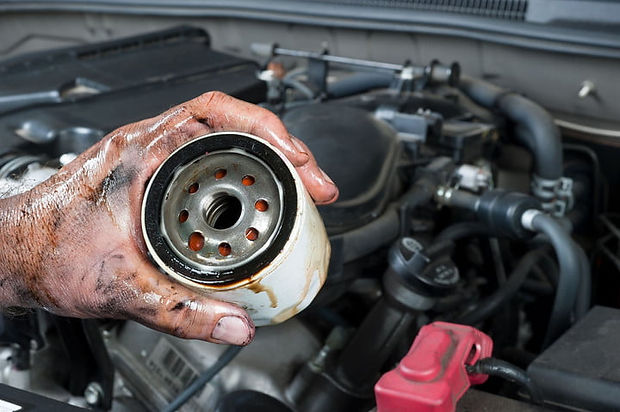 oil filter replacement calgary ab