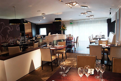 Fine dining restaurant Preston