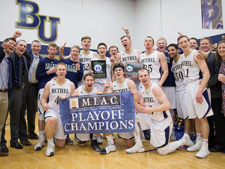 MIAC Champions! Royals Claim Conference Title with 79-75 Victory over St. John's