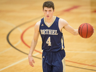 Jenson's Big Night Leads Royals to Big Win Over Macalester, 83-55