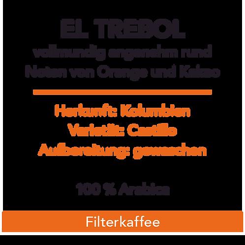 El Trebol - Filterkaffee