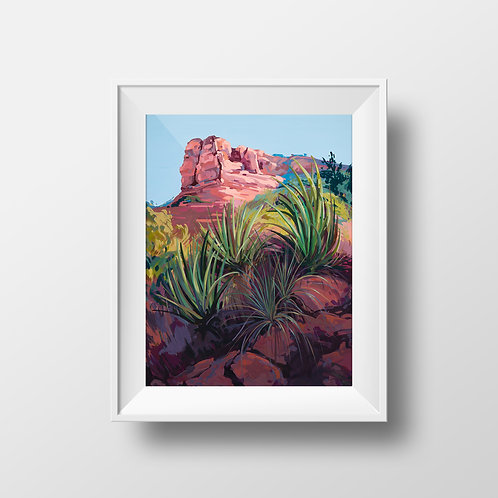 Sedona Print