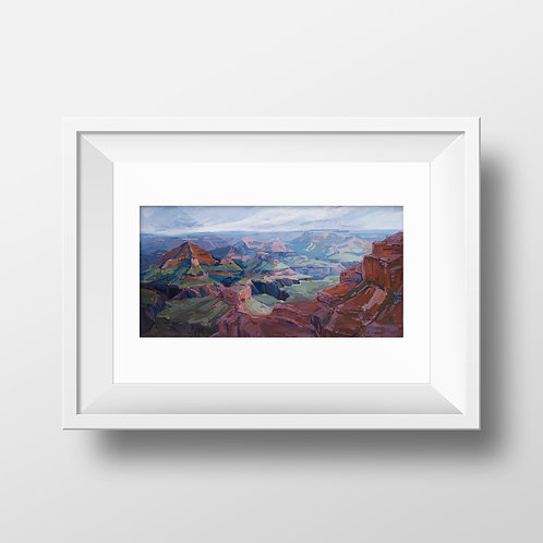 Grand Canyon Limited Edition Print