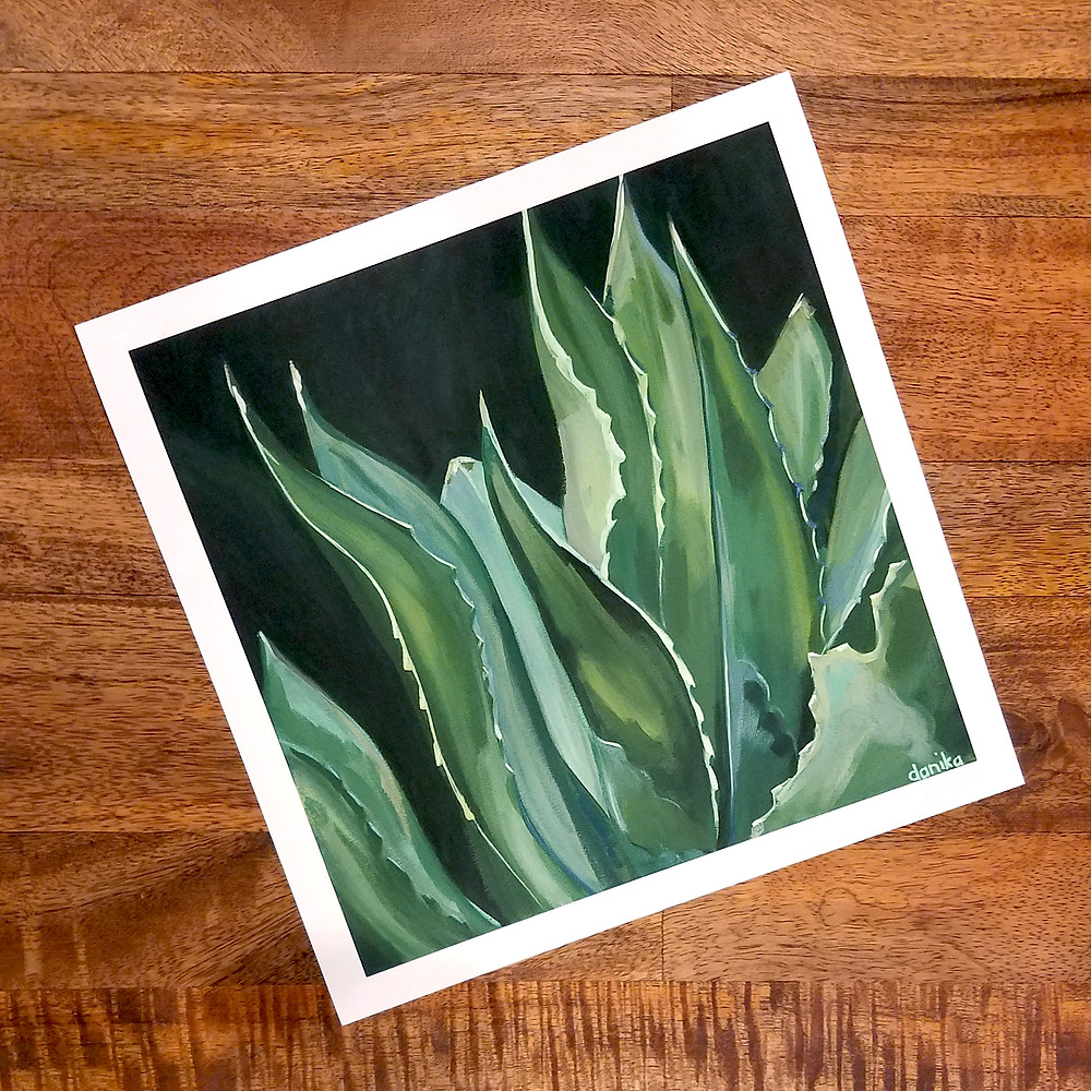 agave art danika ostrowski