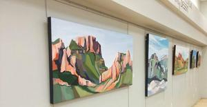 SEAD gallery danika ostrowski