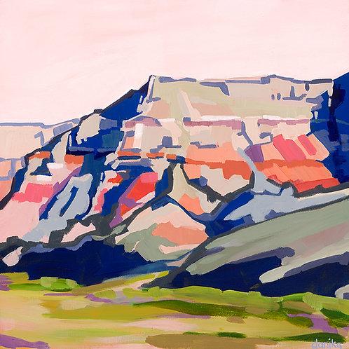 Cedar Pocket Painting