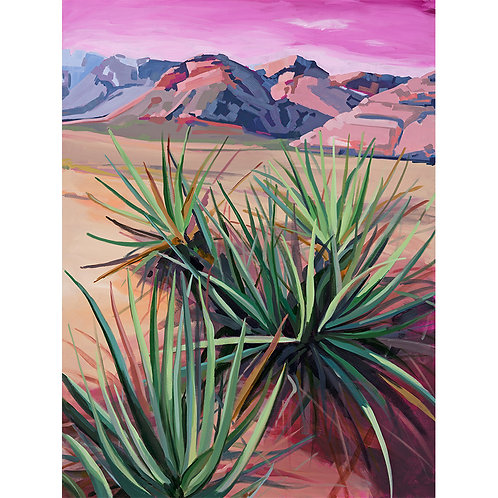 Red Rock Canyon - Limited Edition Print