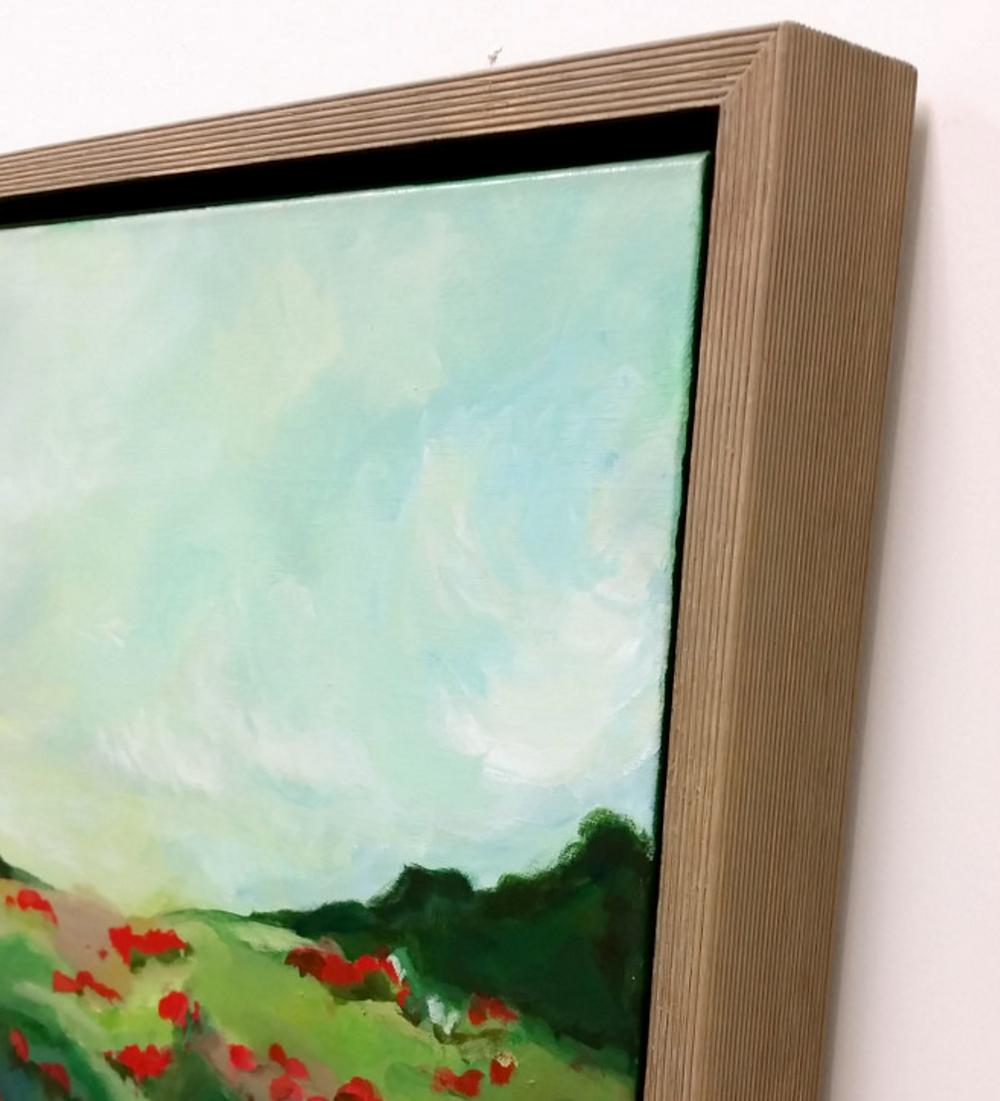 franken frames custome framed commission danika ostrowski