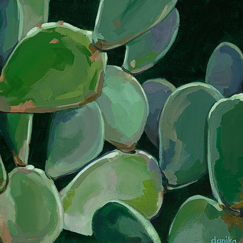 prickly pear painting danika ostrowski