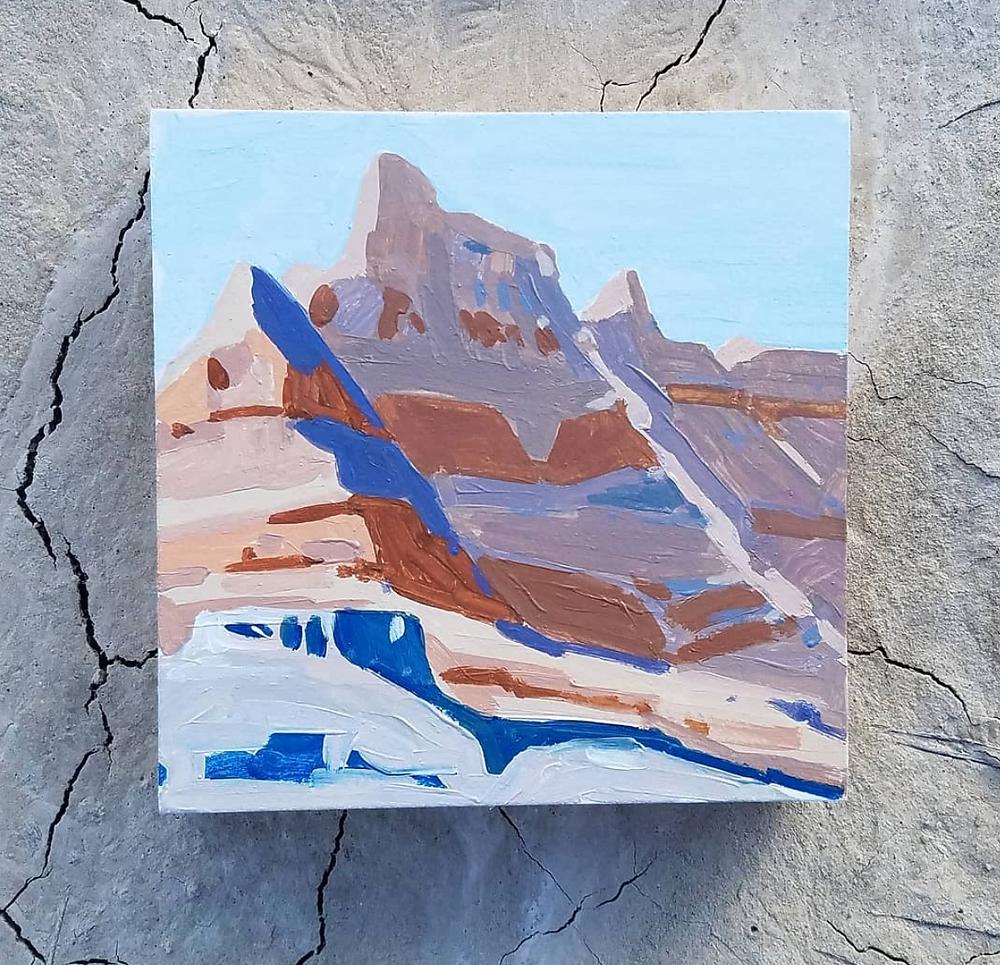 ostrowski plein air painting
