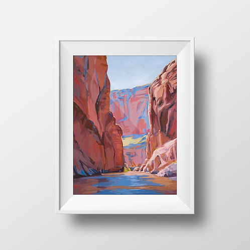 Santa Elena Limited Edition Print